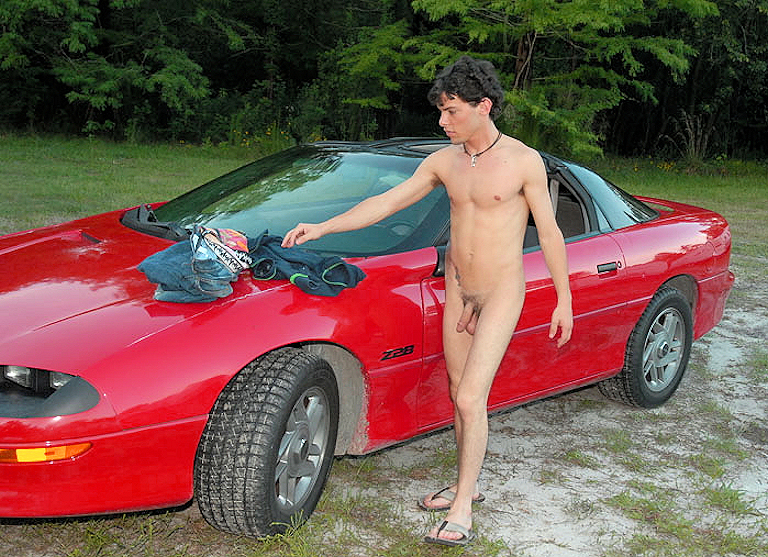and Naked cars boys