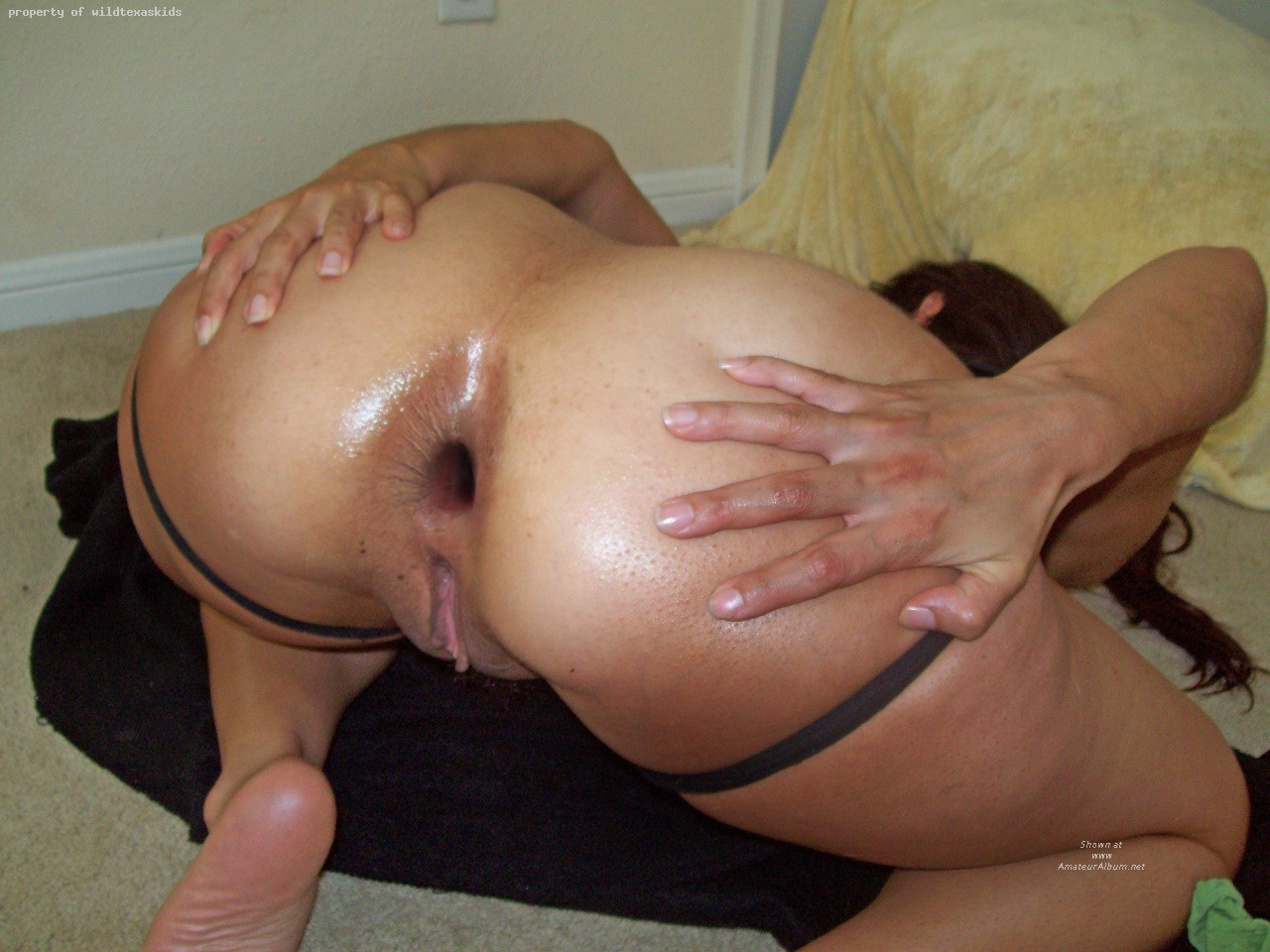 Solo Anal Squirt Dirty Talking
