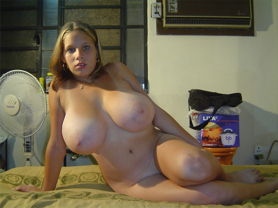 German Teen Natural Tits