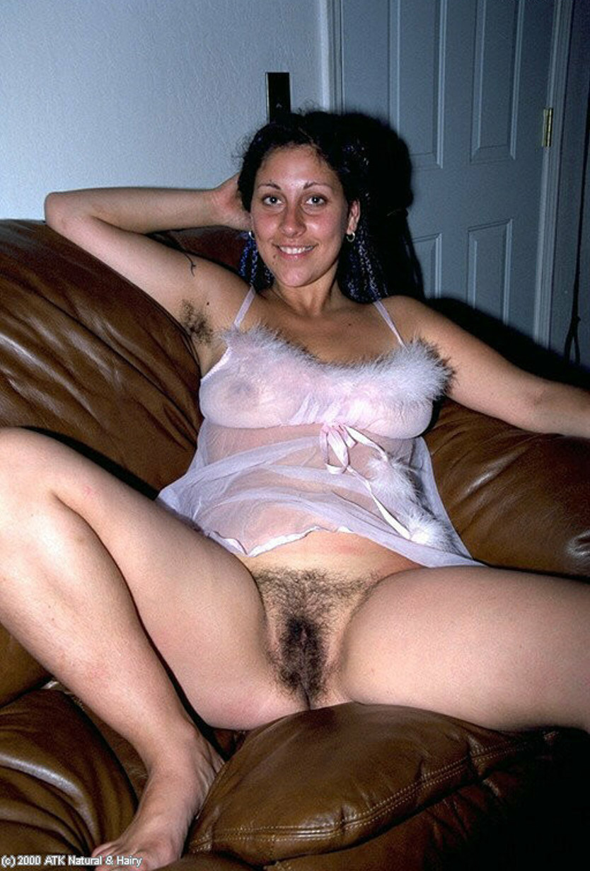 Mature hairy women galleries — img 7