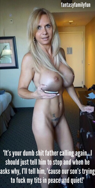 Interracial milf slut