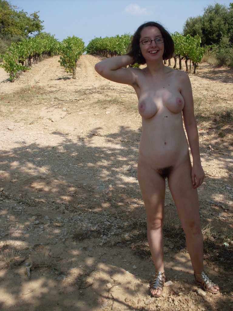 French  nudist family Family vacation