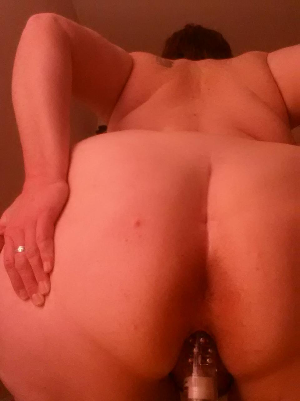 Vocal Ssbbw Bbw Squirts With Wand Solo