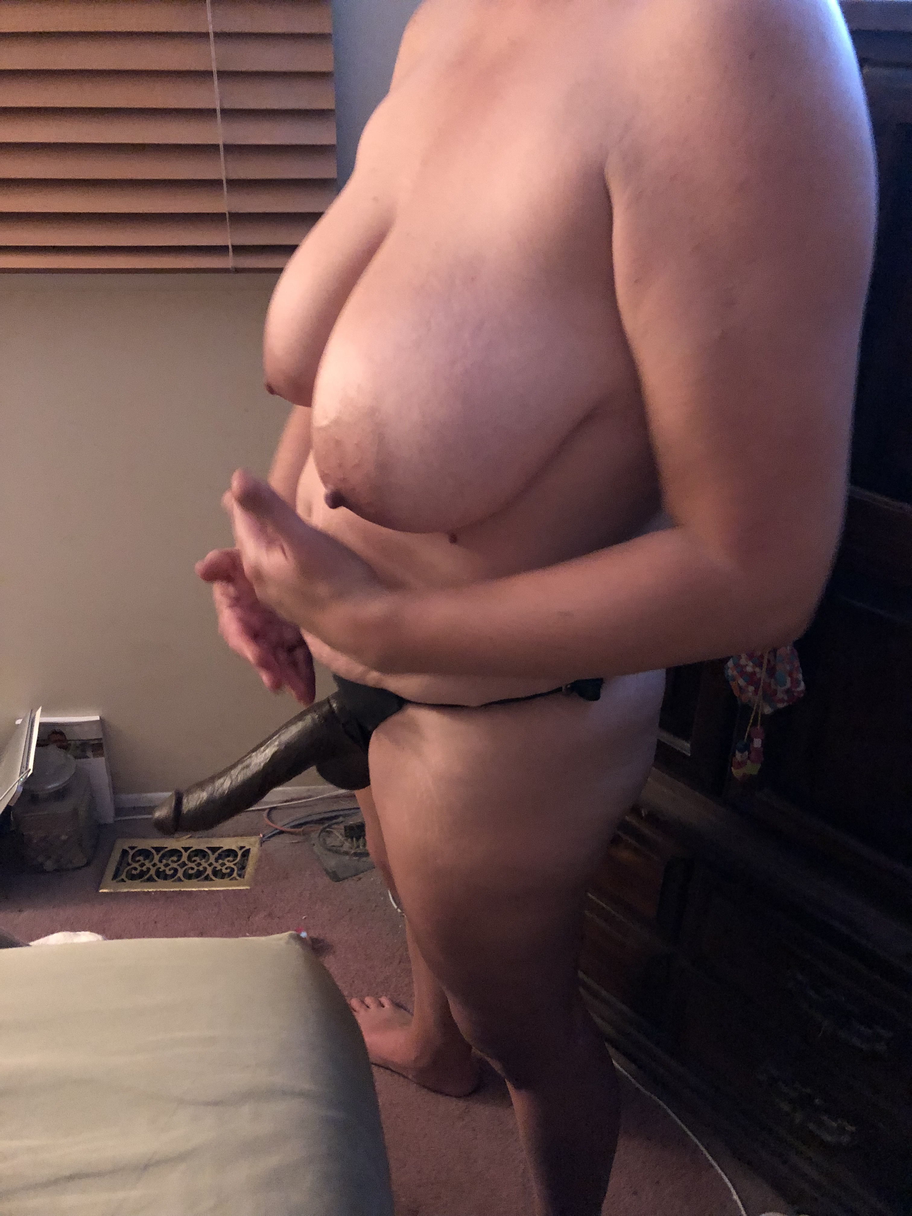 Cum load and wife strapon husband | Sex photo)