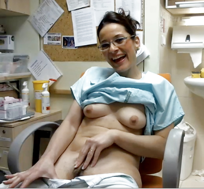 Nude in hospitals — pic 12