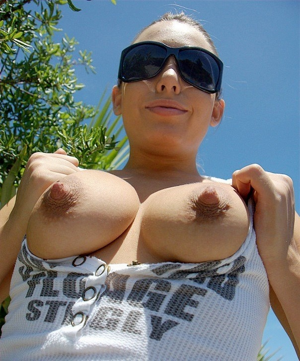 Long pics hard nipples