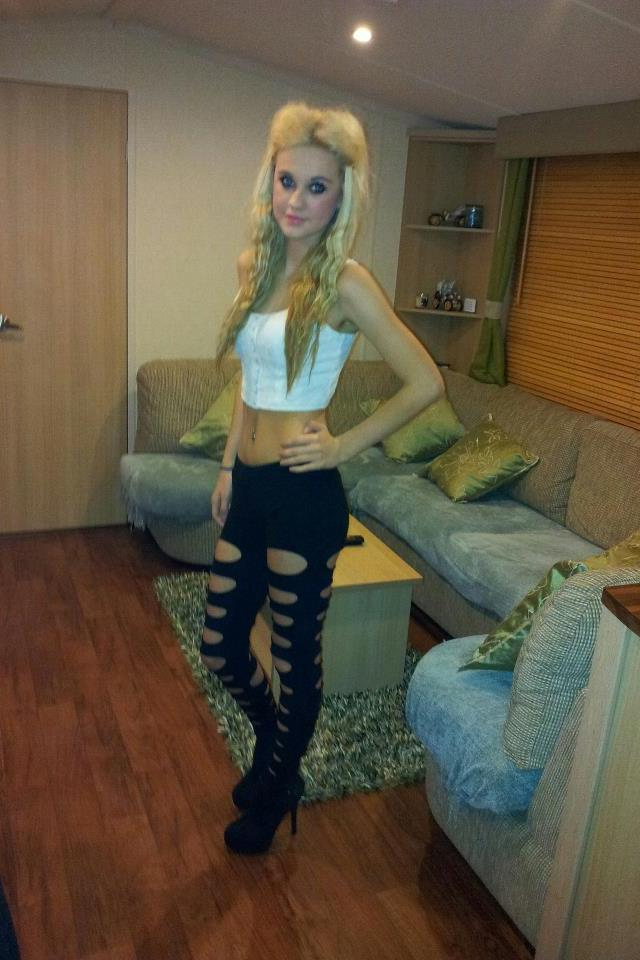 That interfere, Fit girl chav porn