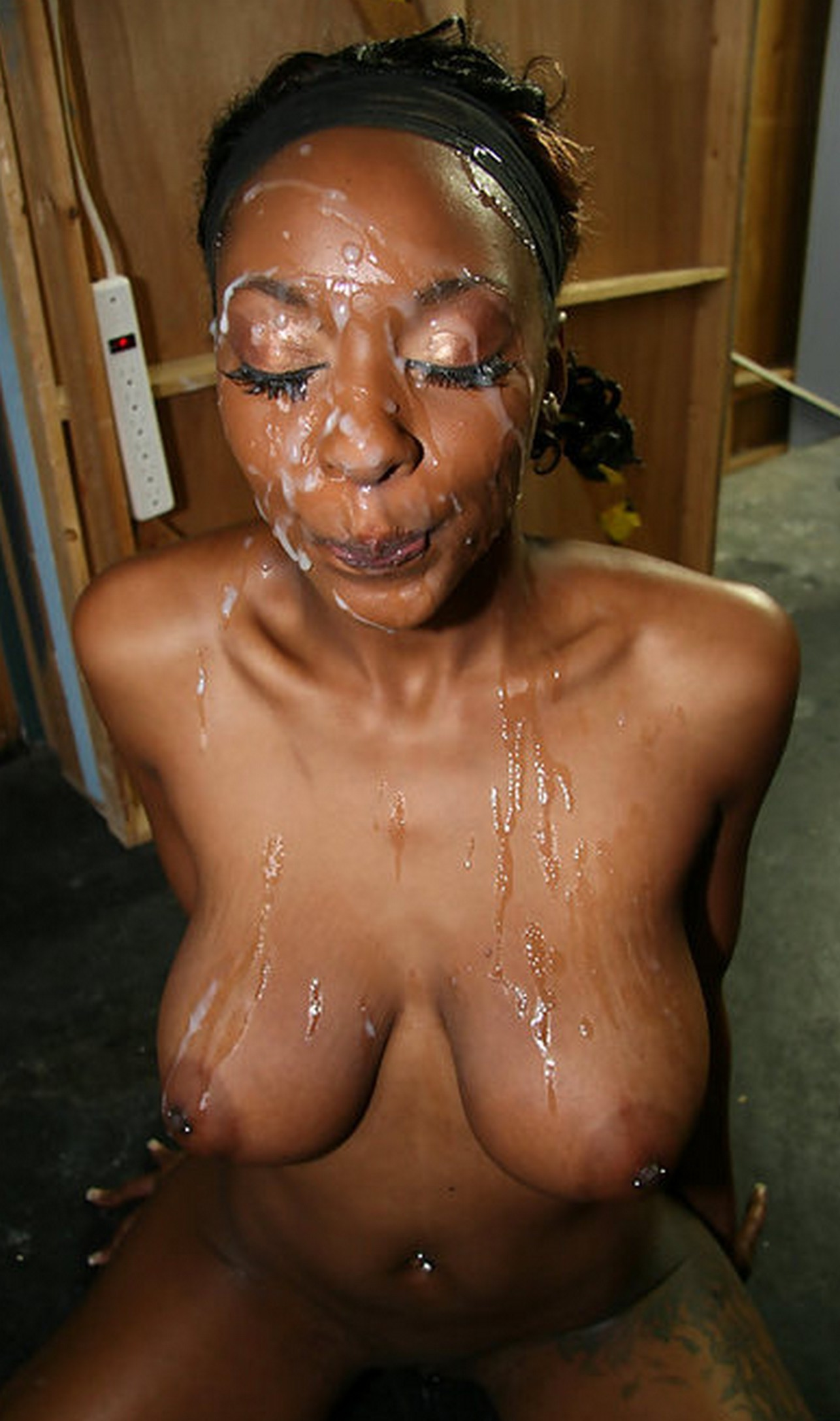 Black Women Cumming