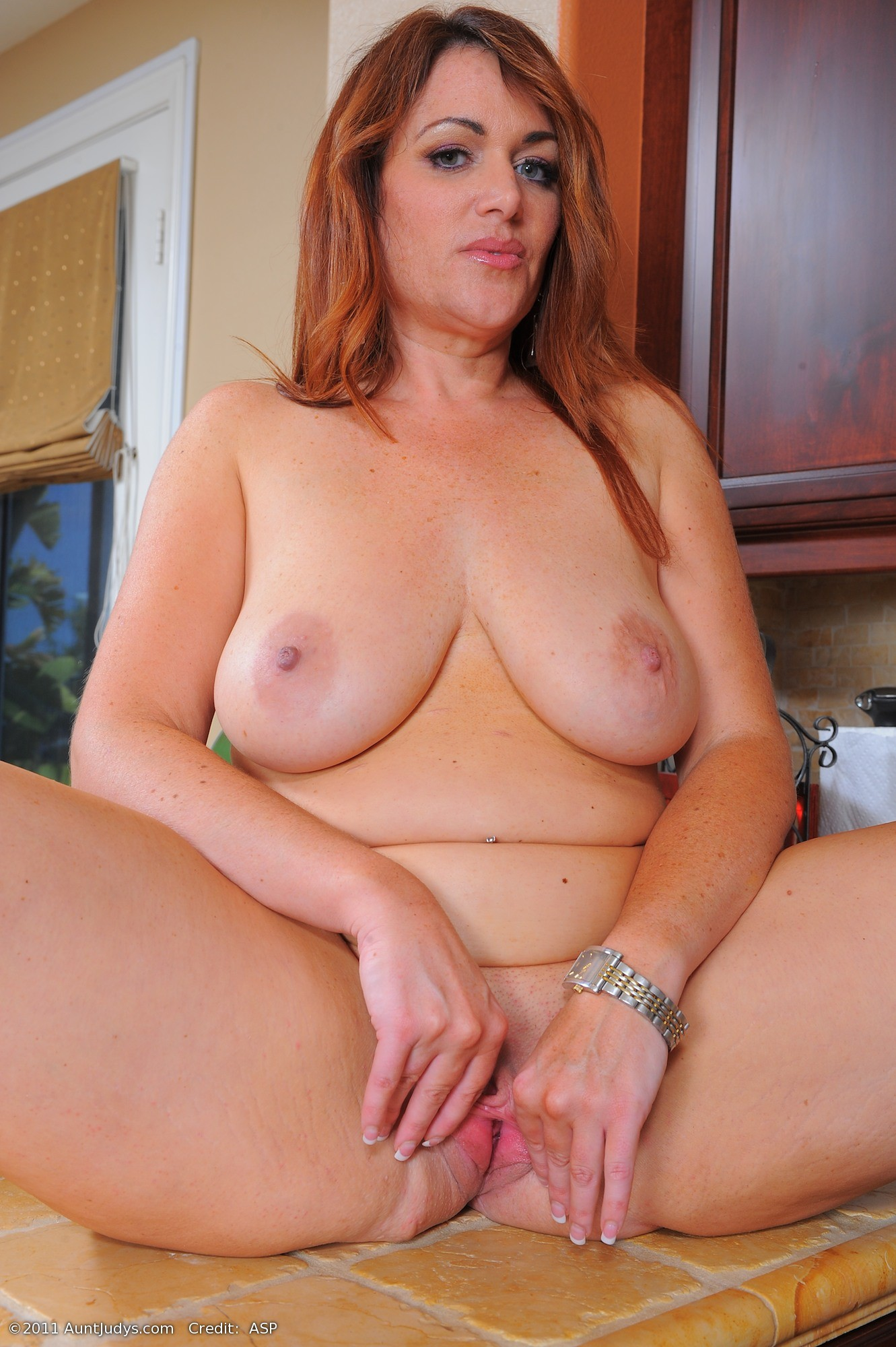 Mature and plump women