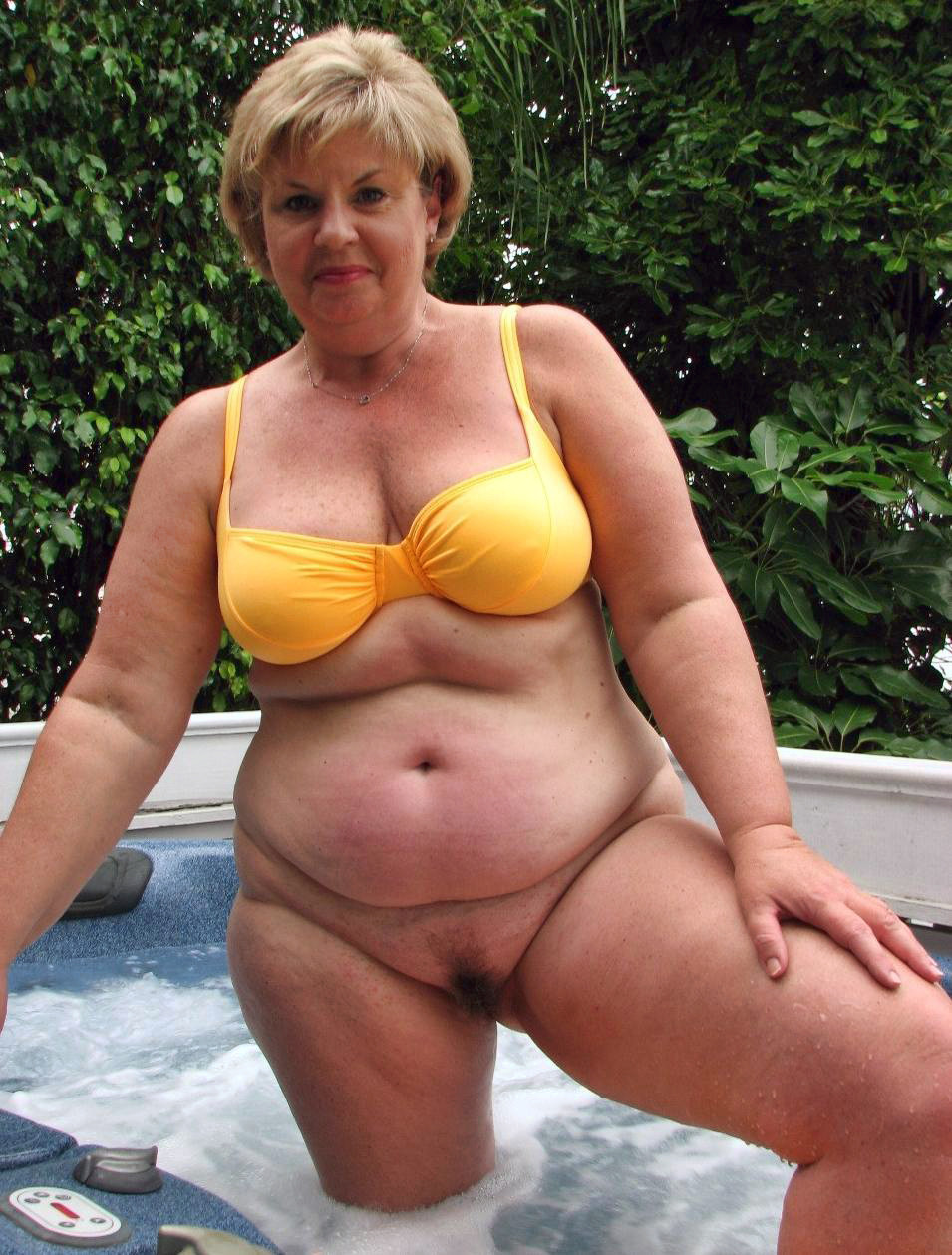Mature bbw galleries