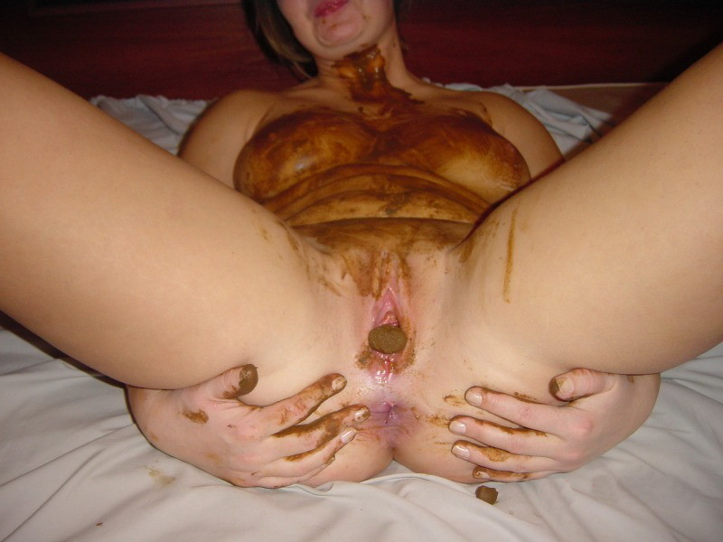 Shit in pussy porn