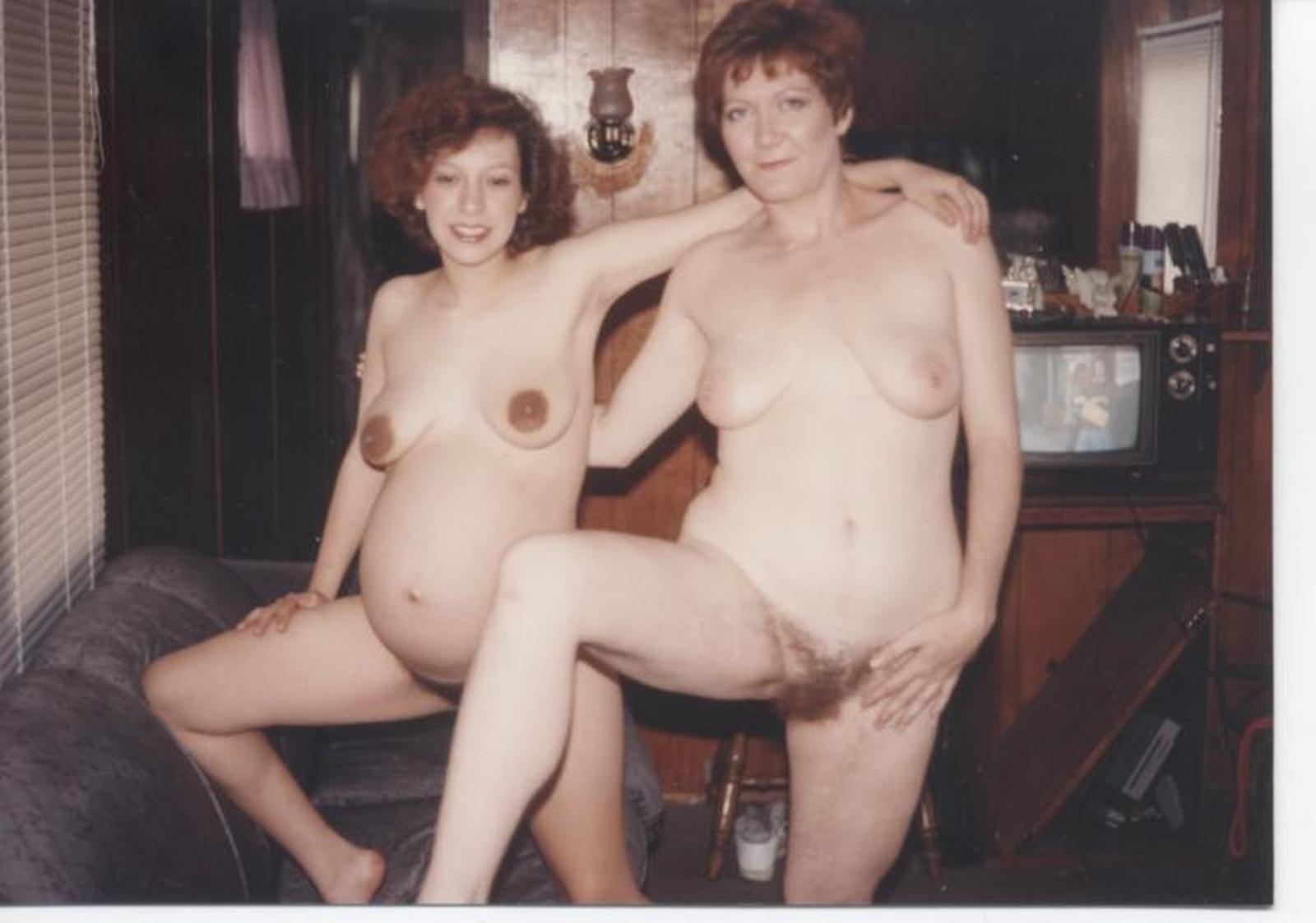 nude milfs and their daughters