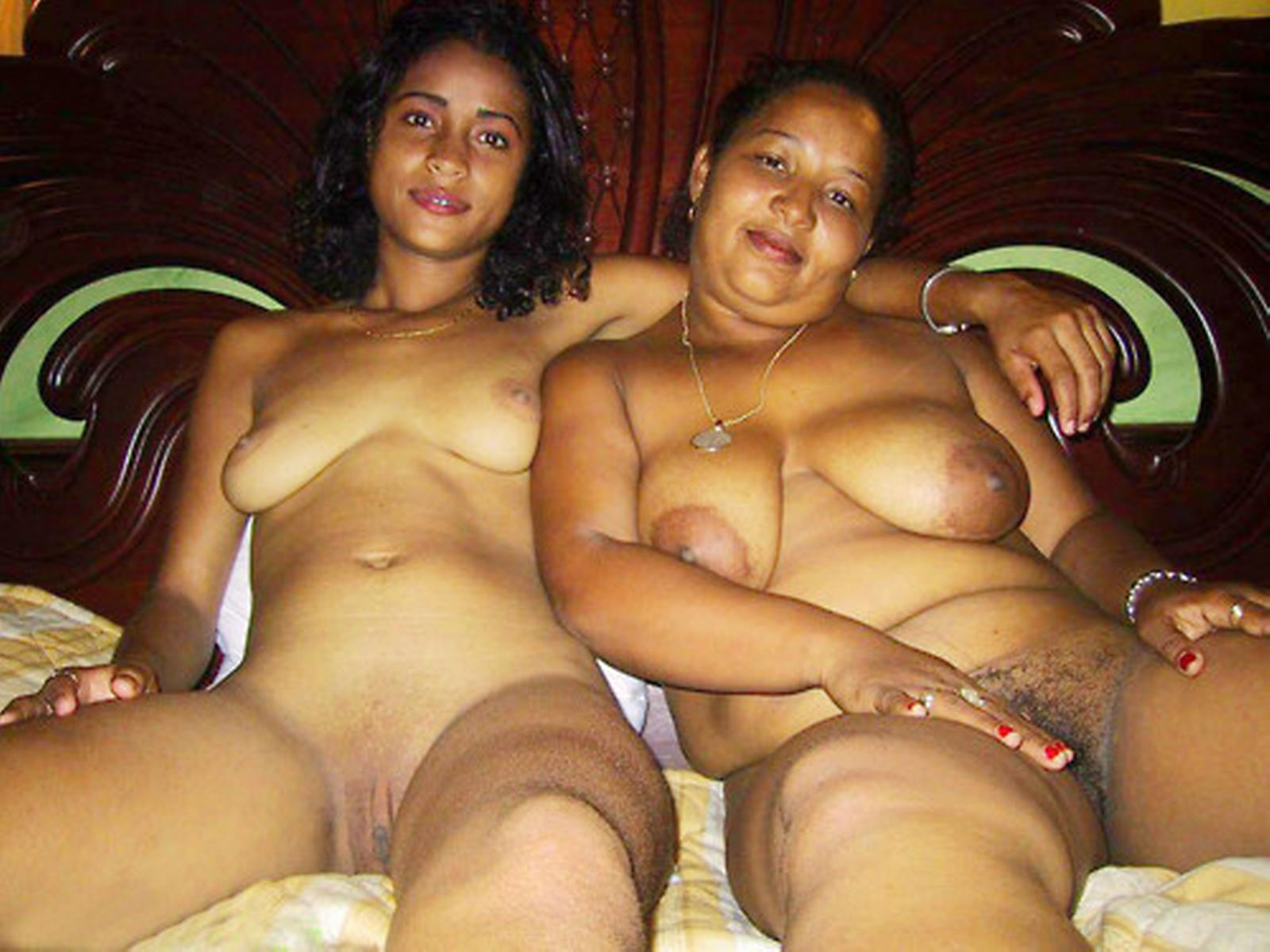 Mother Seduces Daughter Law