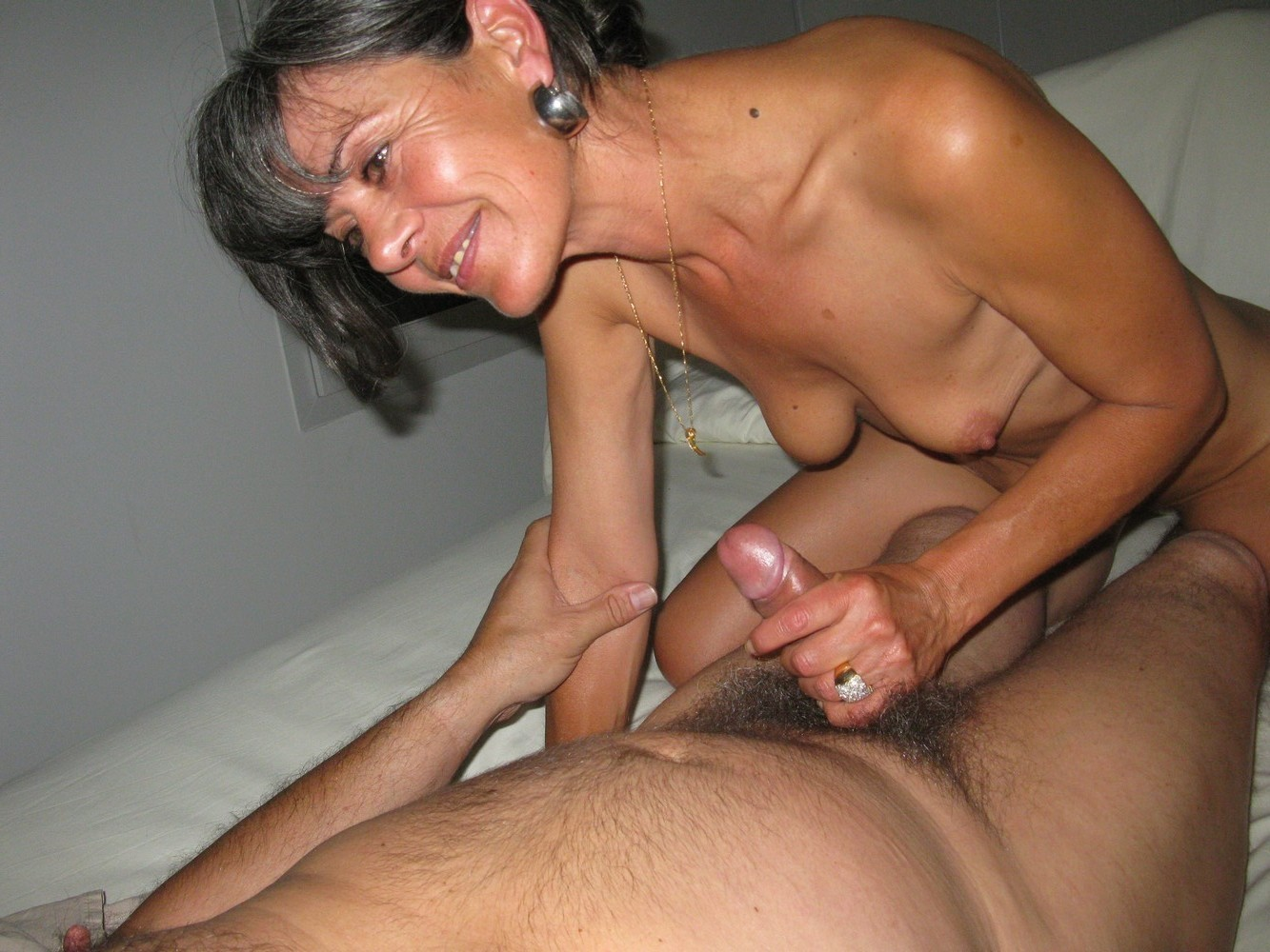 Wife Giving Me Handjob