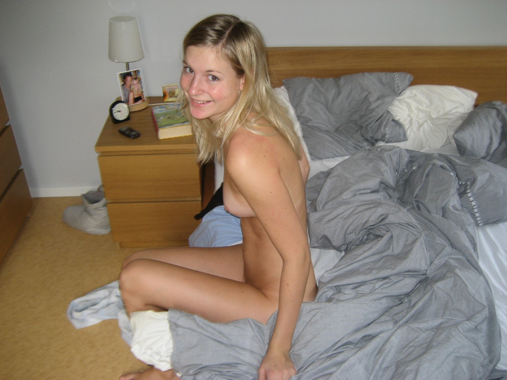 ladies Amateur nude swedish