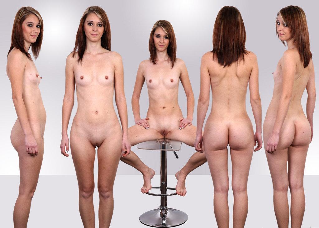 photos nude Posture studies