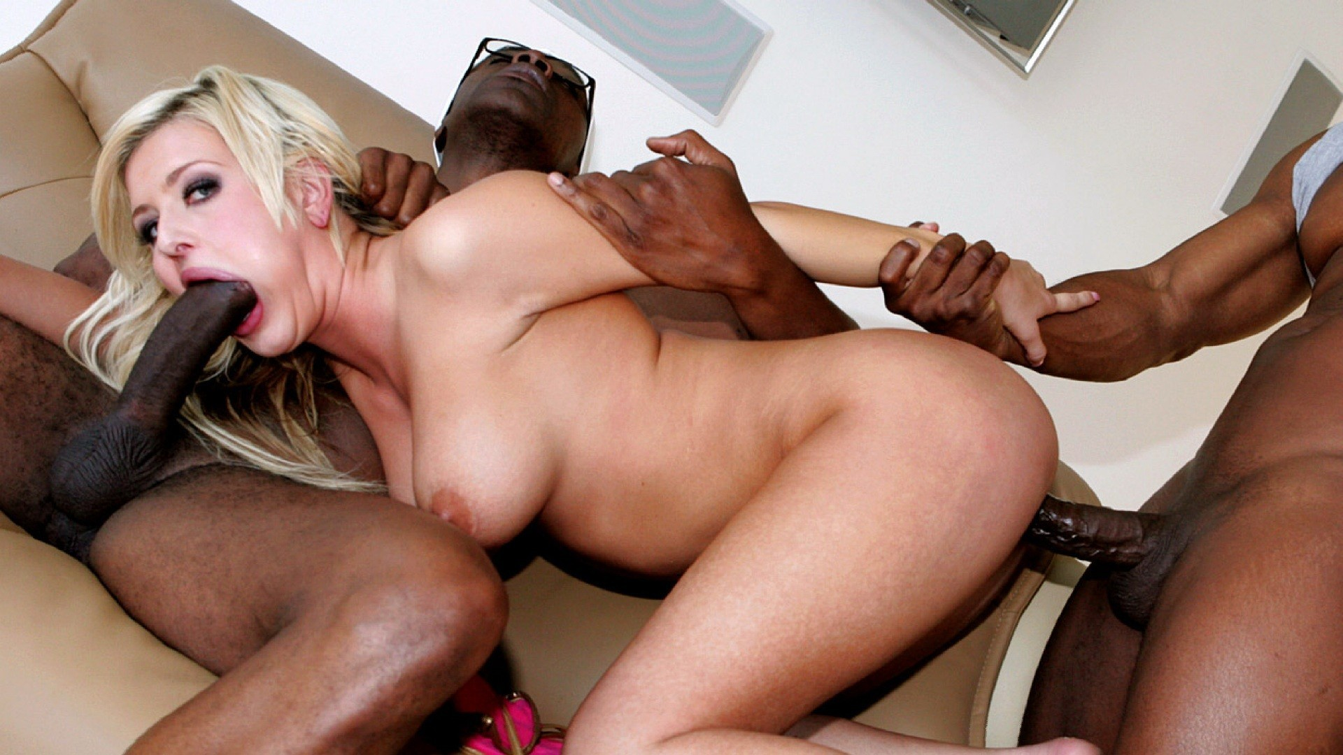 Blond scottland interracial porn pics