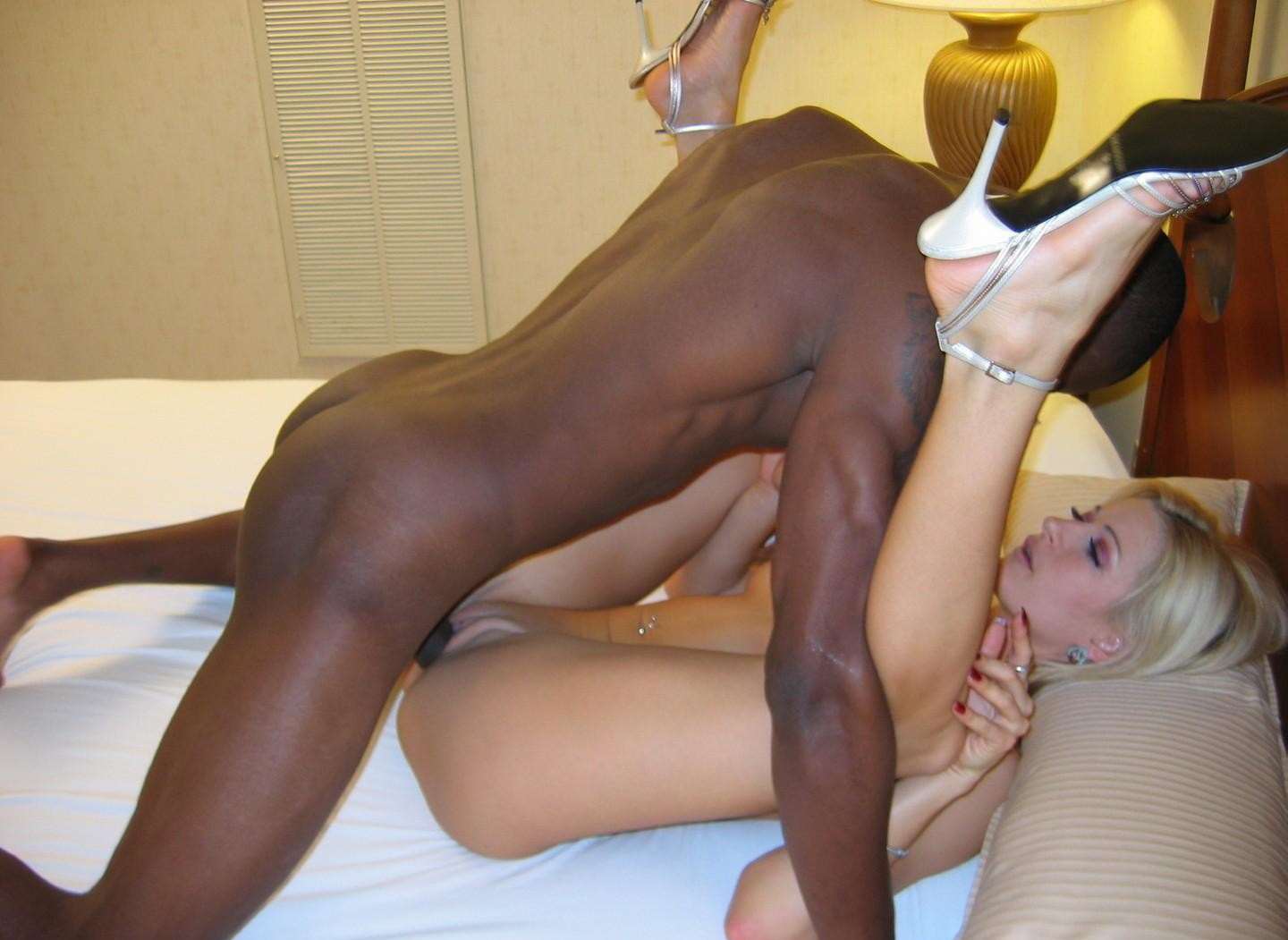 Mandingo Teen Interracial Anal