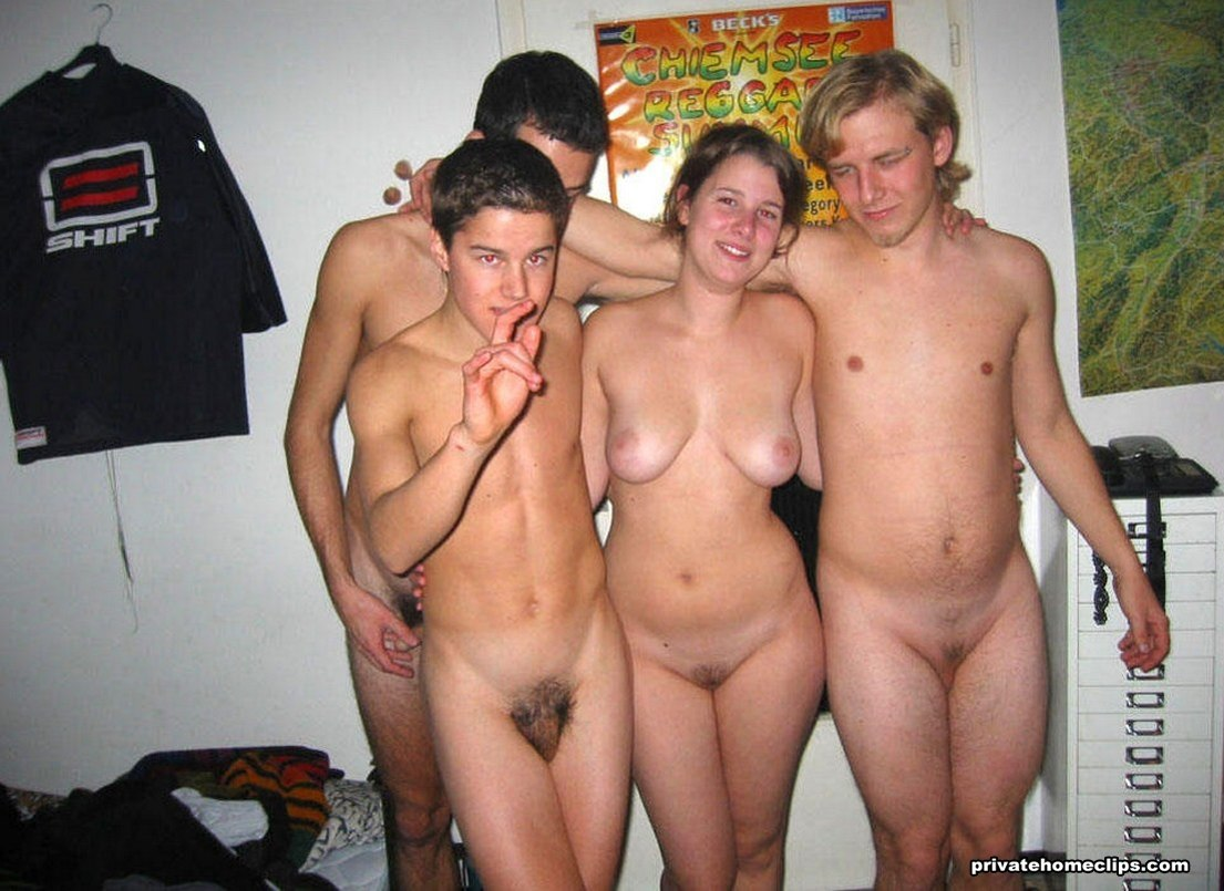 Nude drunk in party opinion
