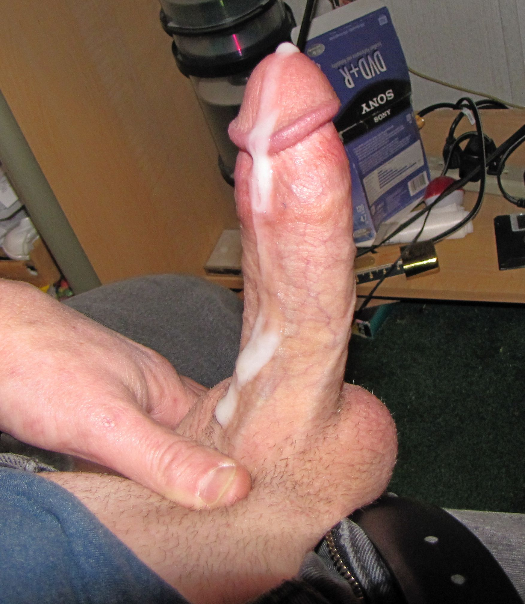 dripping cock pictures Cum