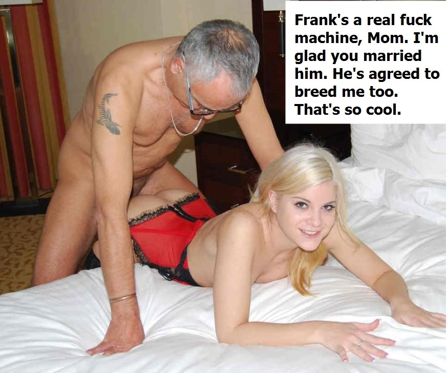 Nasty tina fucks oldman and eats his juice to cure her horny pussy 8