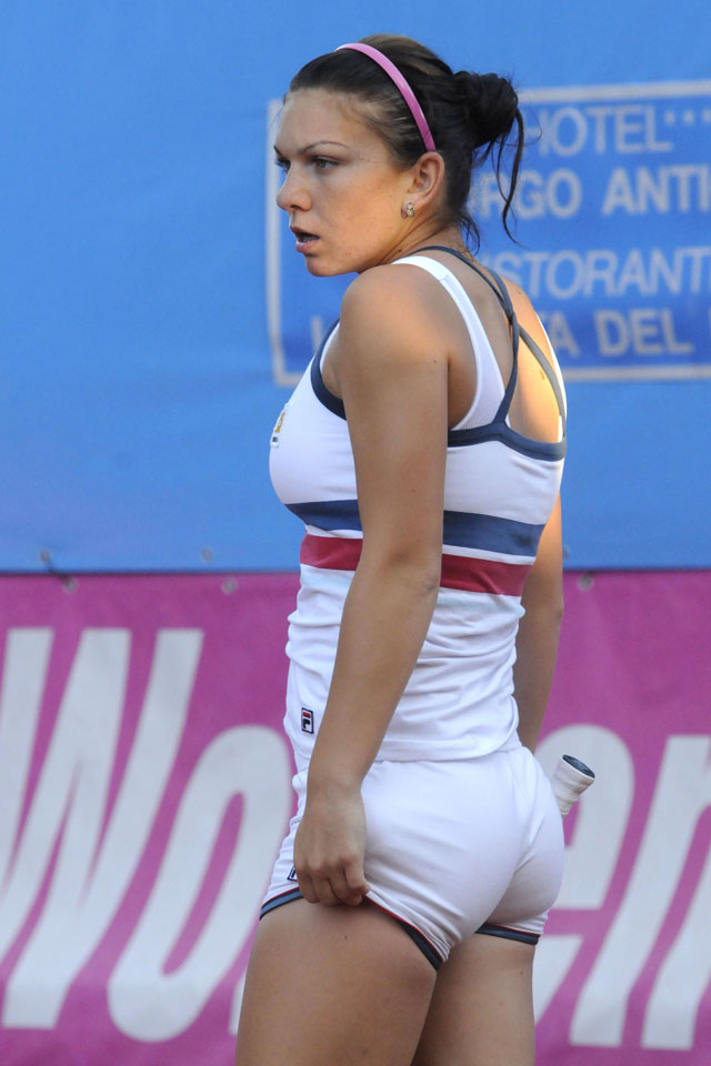 Something is. Simona halep porn pictures