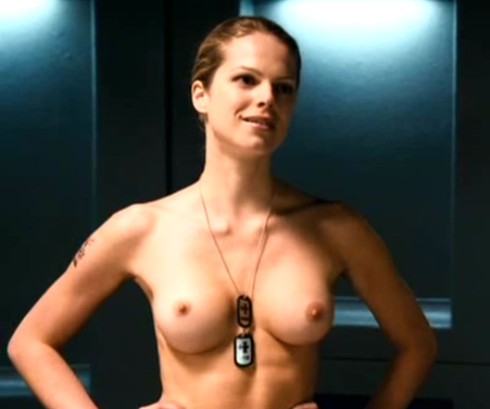 Starship troopers nude was