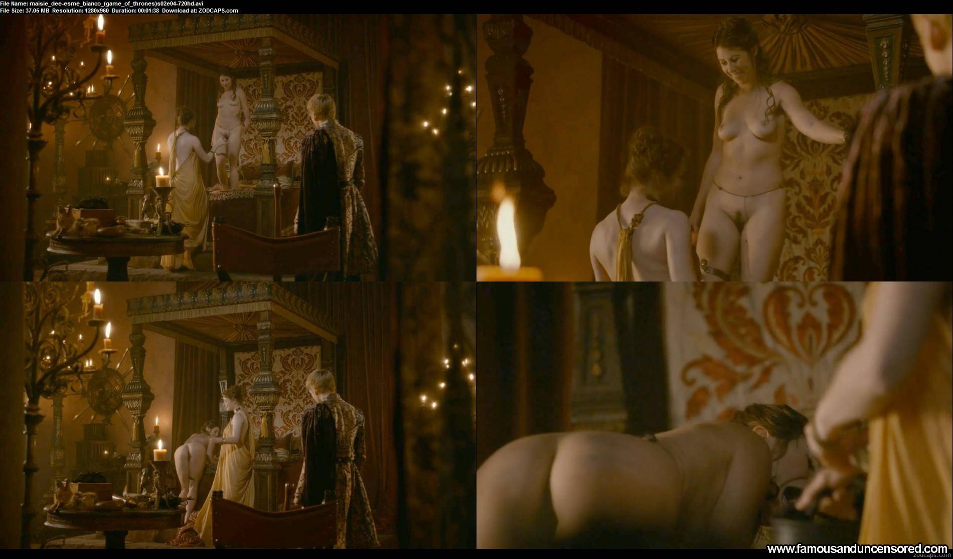 Game Thrones Nude Scenes