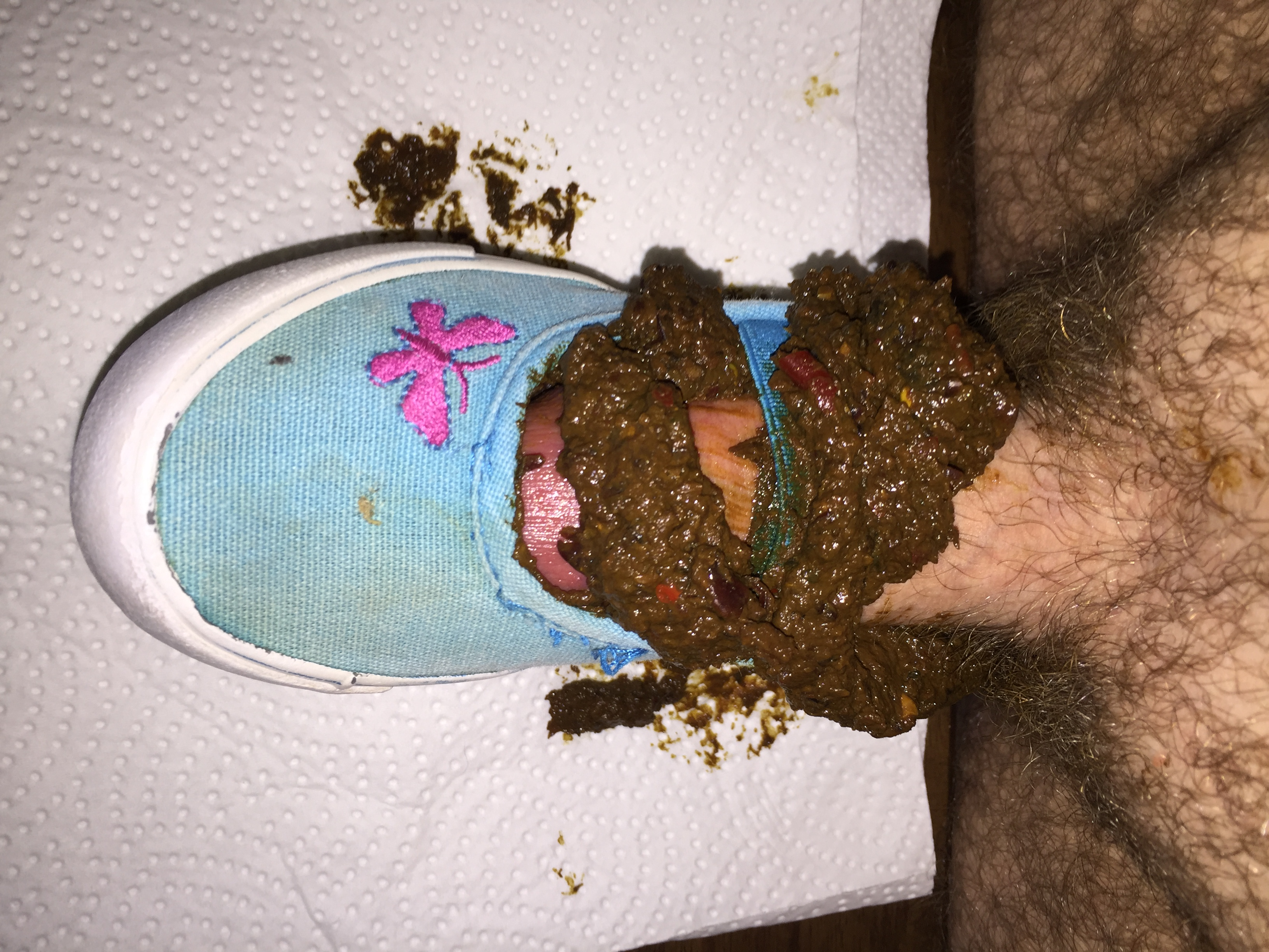 Cum on girls shoes