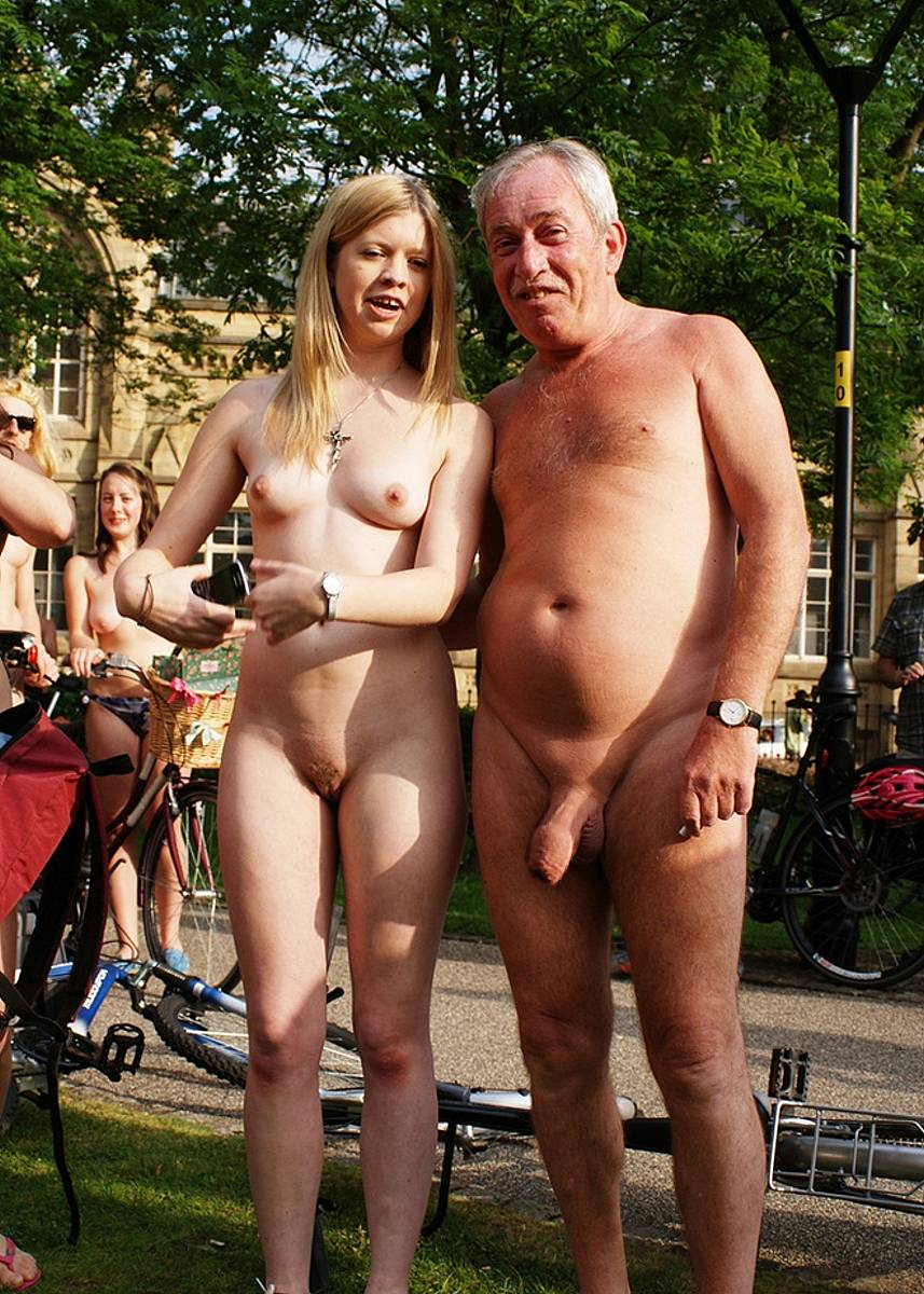 Young and old nudistes sex sorry