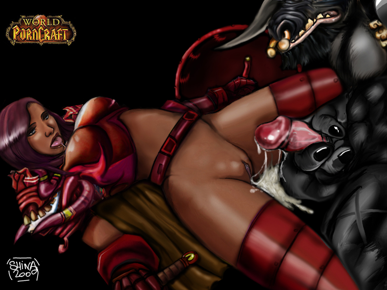 Human females naked from world of warcraft pics 519