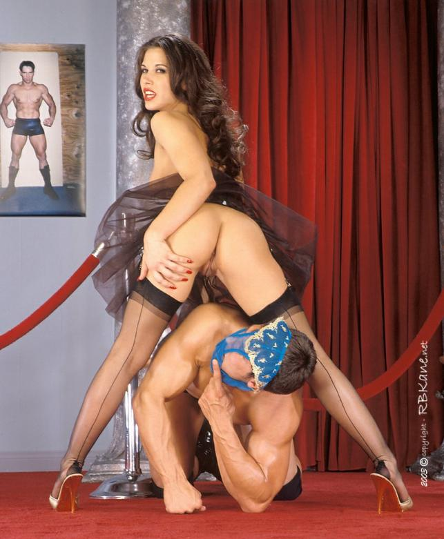Mickie James Fuck