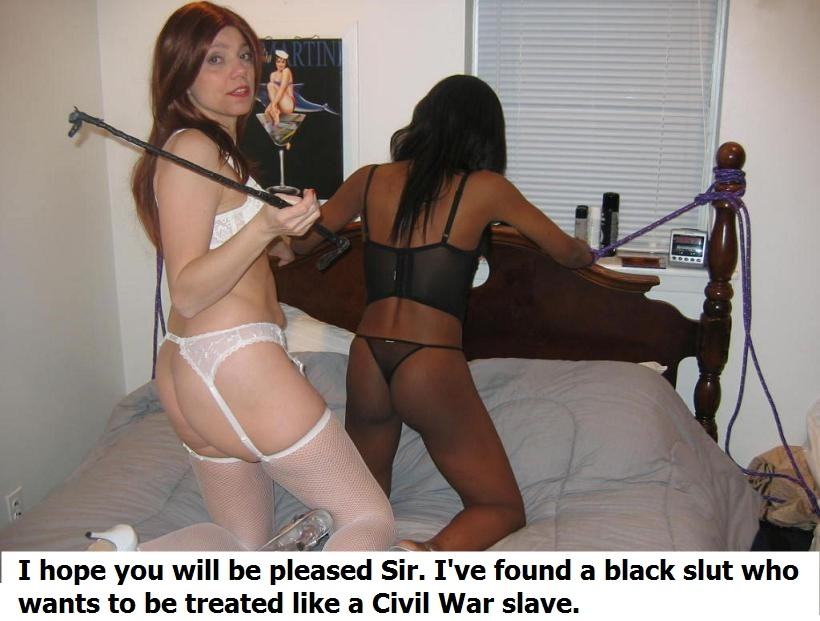 Black Slave Girl Caption Porn - Slave / Sub caption