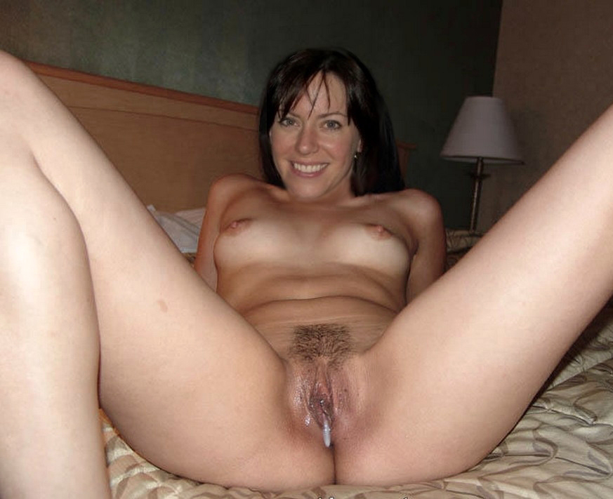 Naked creampie mom 12