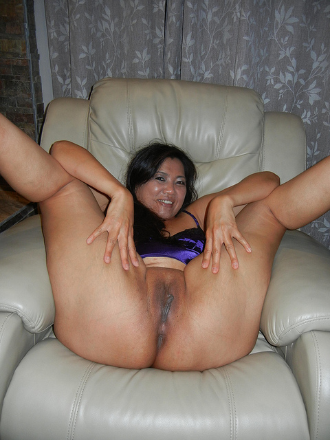 Big sexy asian ass