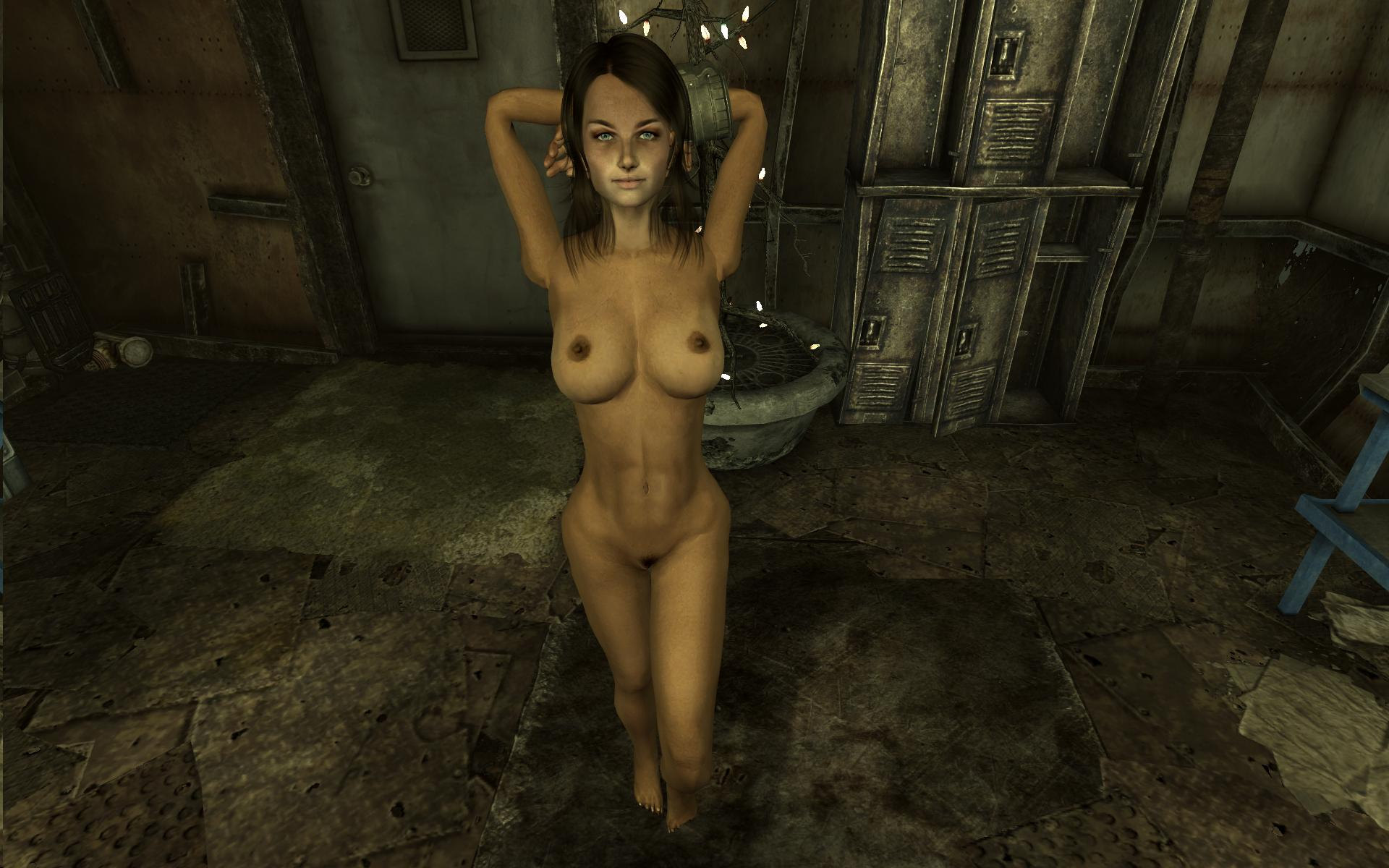 veronica from fallout naked