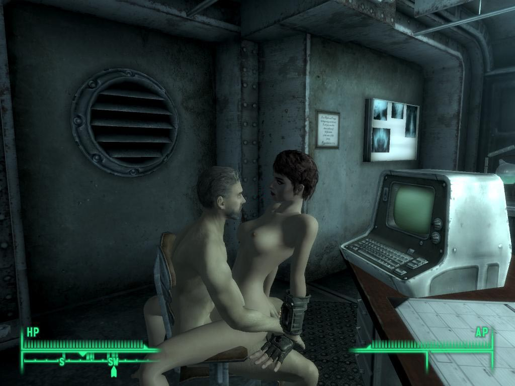 Shall Fallout new vegas porn gifs are absolutely