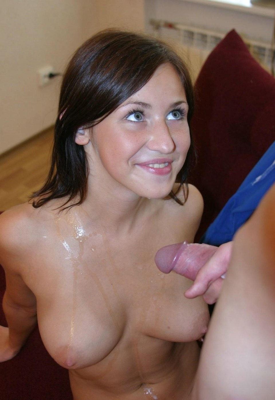 Hard cock punishment for sultry sweety stealer