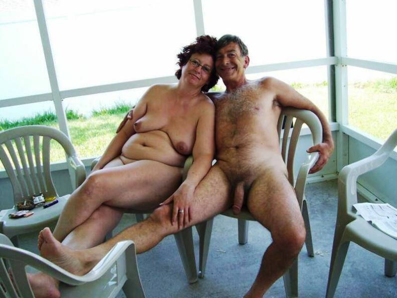 Swingers Young Old Couple