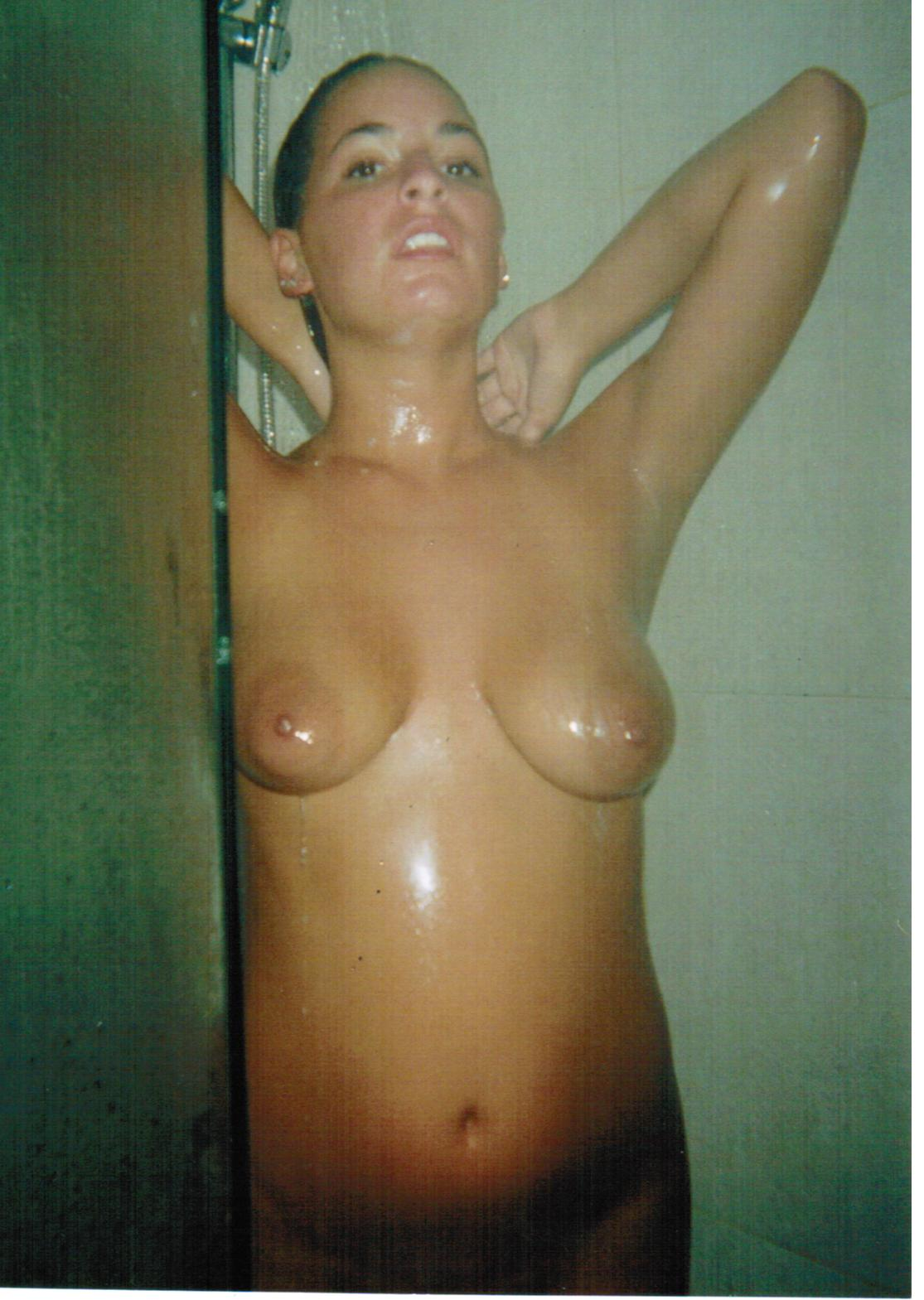 You Turkish bbw in the shower must funny and able