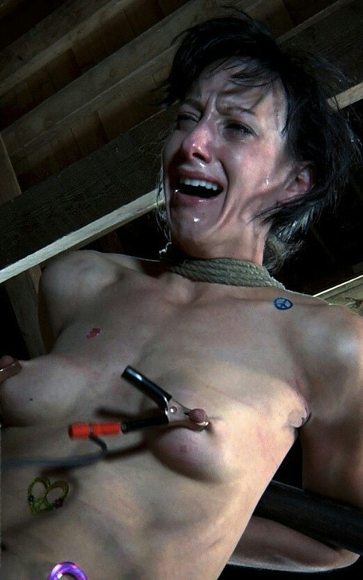 Milf torture crying