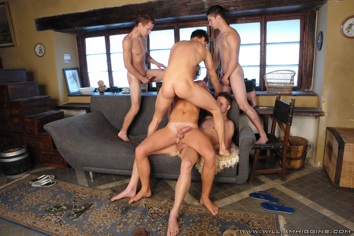All Male Orgy 70