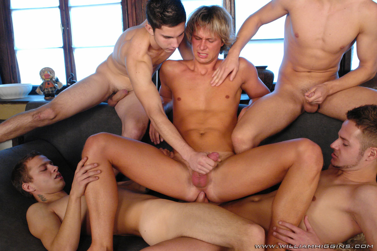 all gay orgy