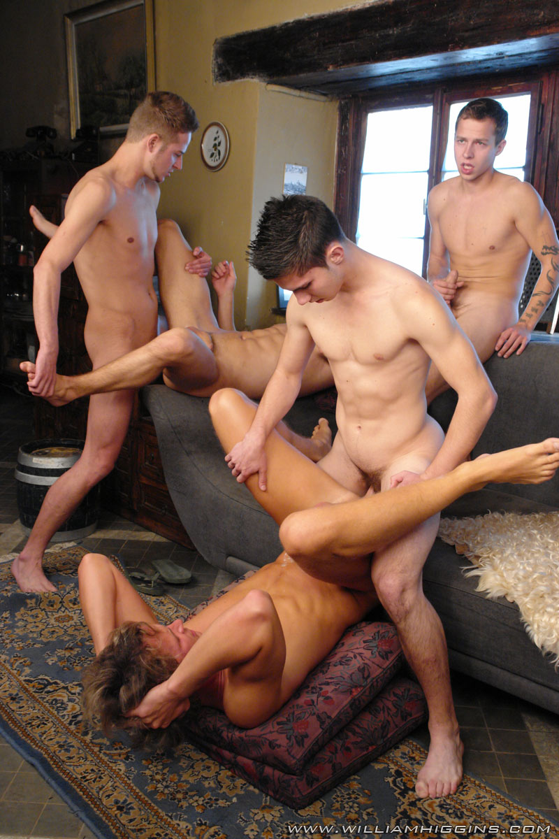 All Male Orgy 56