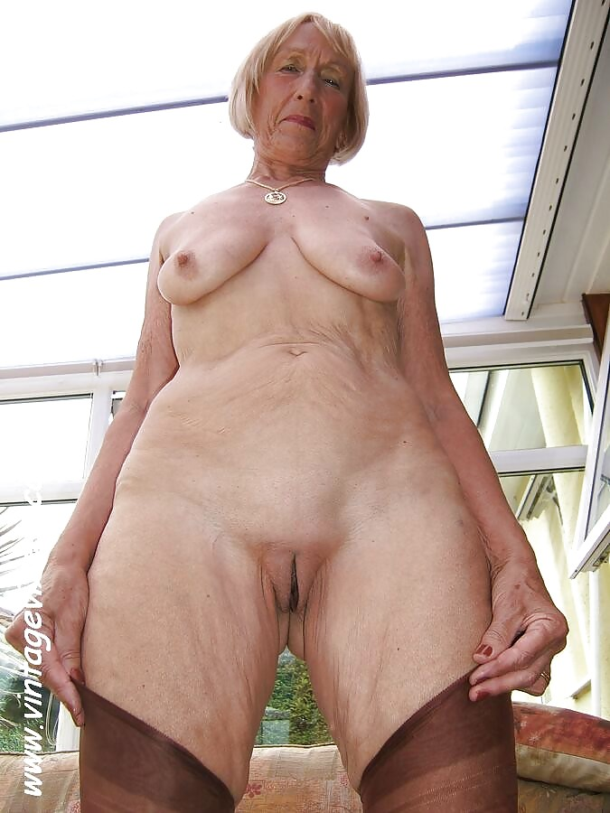 really hot pics of naked old woman