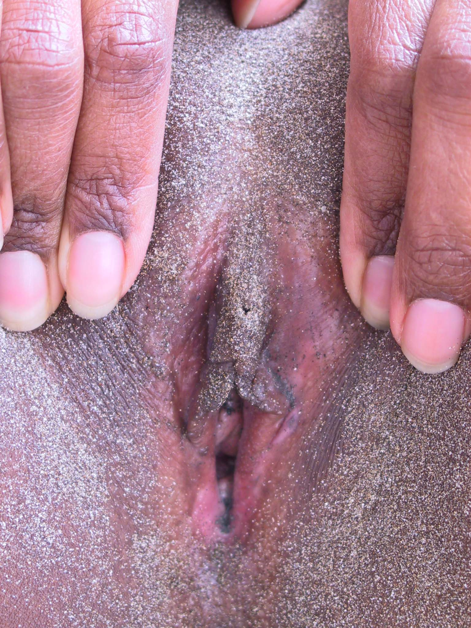 Dirt in pussy, female pussy male dick