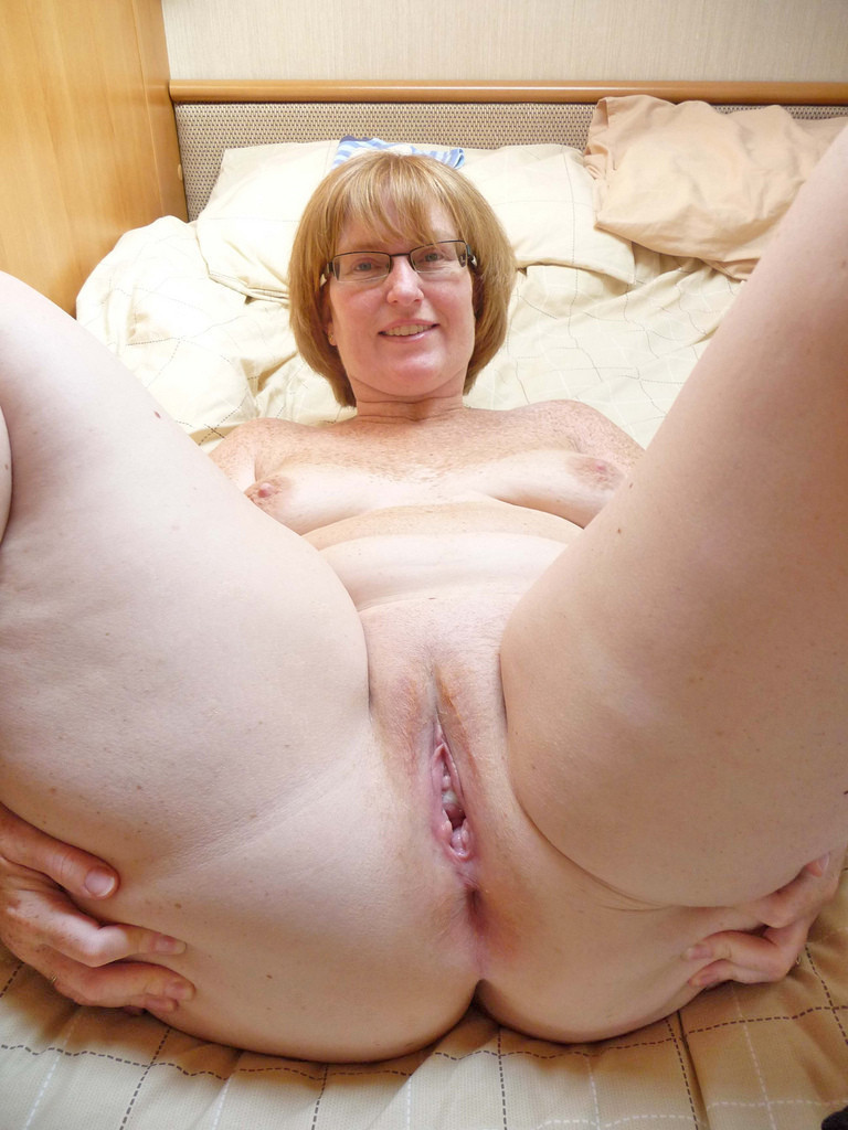 Excited Grannypussy pics