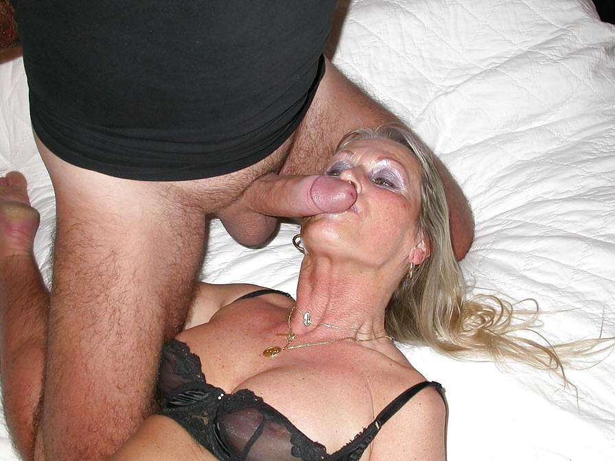 First time mature gang bang