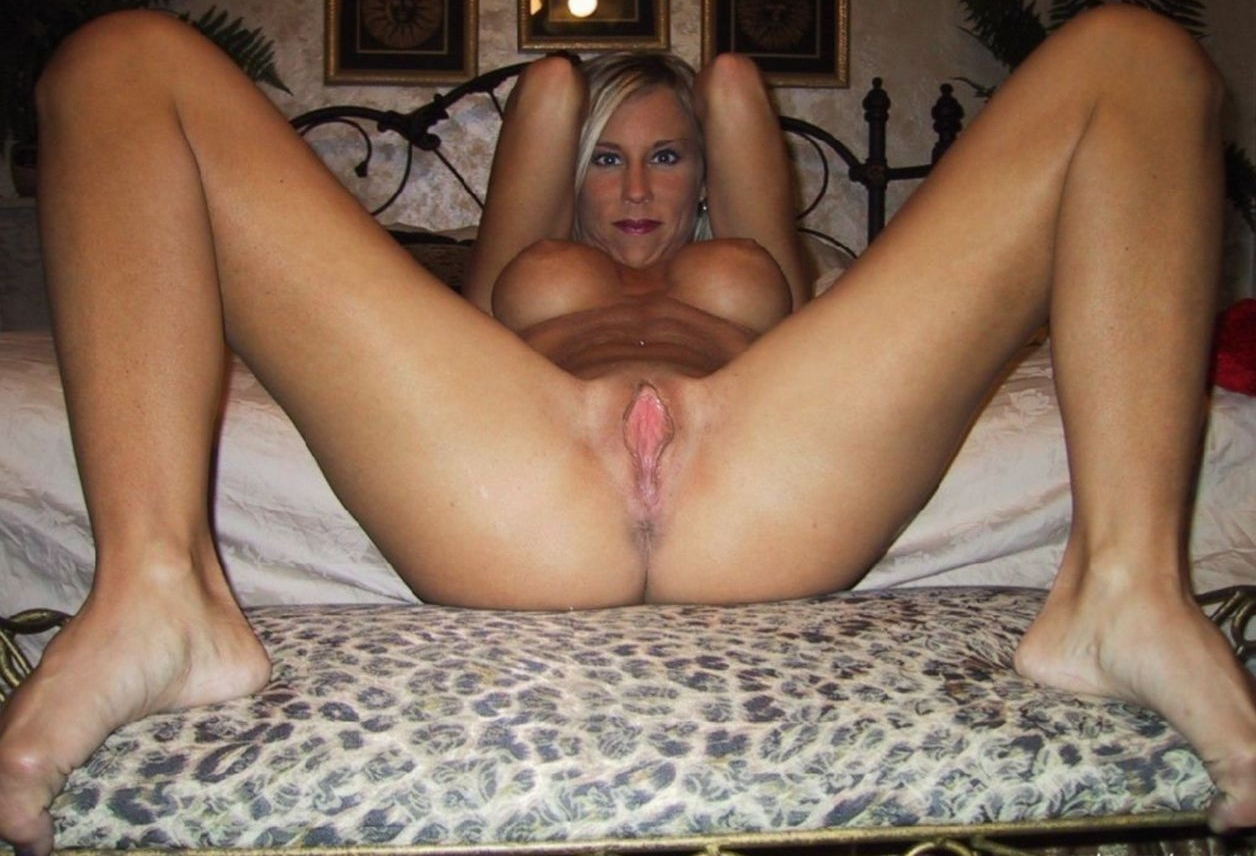 Legs amateur pics wife open with hairy