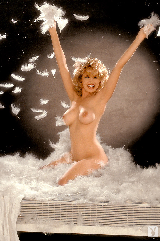 Teri Copley Frontal Hotness In Playboy Oh Yeah Thats Throwback Tubegals 1